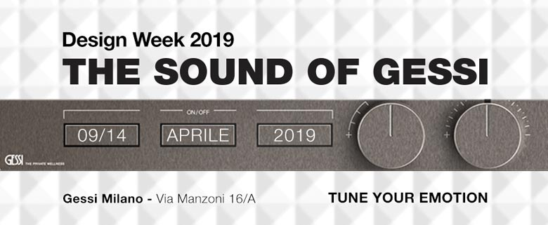 The Sound Of Gessi