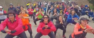Milano Walkzone workout