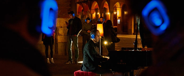 Silent Concert Villa Tittoni