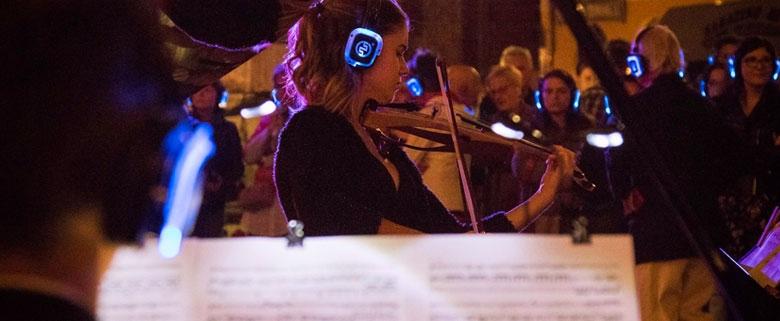 Silent Concert Piano e Orchestra