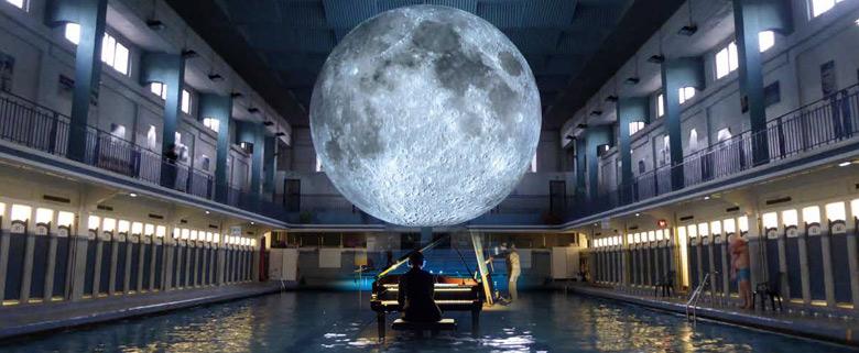 Silentconcert Moon
