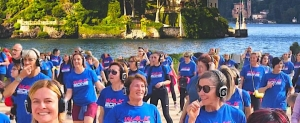 Lago di Como Walking Silent