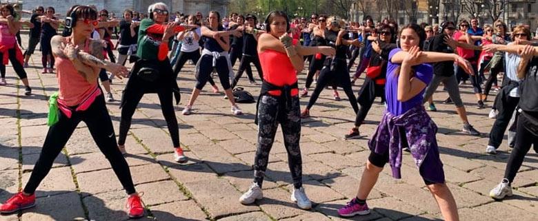Milano No Limits Workout