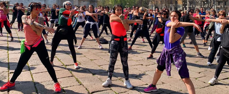 Milano No Limits Workout