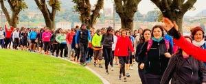 Fitness Walk Como Riva Lago