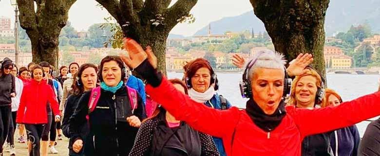 FitnessWalk Parma Parco Ducale
