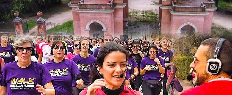 Walkzone Mode Roma Pamphili