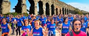 Walkzone Roma Acquedotti
