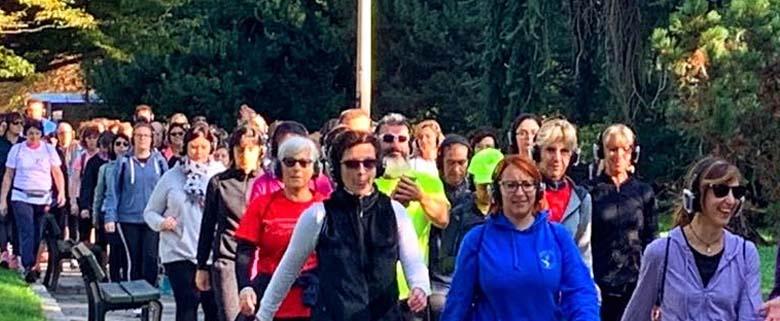 FitnessWalk Milano Trenno 19 Gennaio