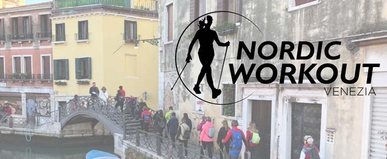 Nordic Workout Venezia Dorsoduro 16 Febbraio