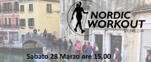 Nordic Workout Venezia 28 Marzo