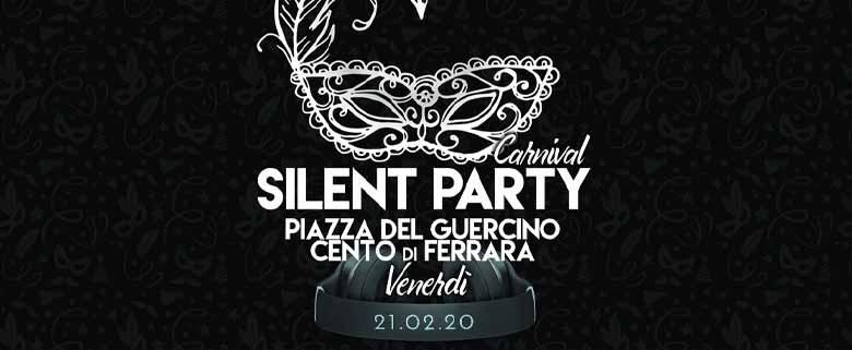 Silent Party Ferrara Carnival