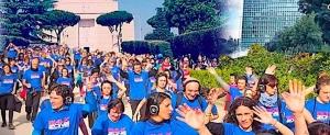 Walkzone Roma Eur 23 Febbraio
