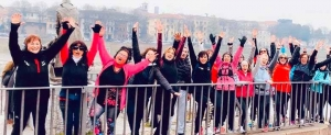 Revolution Walk Pavia