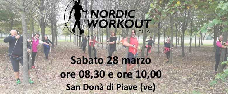 Nordic Workout San Donà