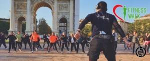 Fitness Walk Milano 22 Luglio