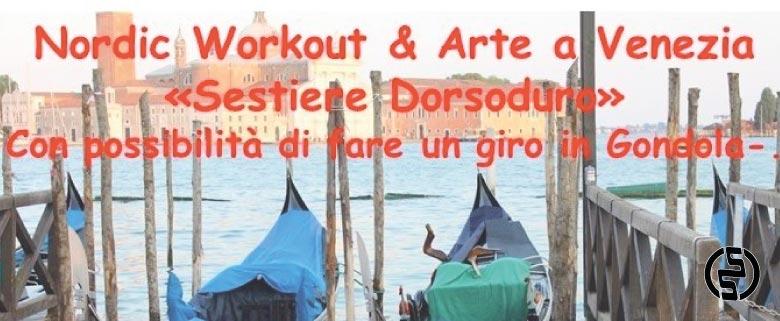 Nordic Workout Venezia 9 Agosto 2020