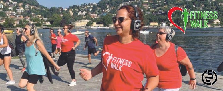 Fitness Walk como 6 Settembre